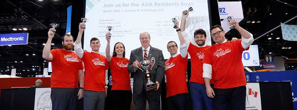 AUA2019 - Residents Bowl
