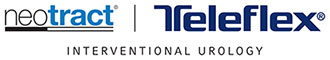Neotract and Teleflex Logo
