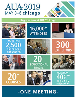 Register Now at AUA2019.org